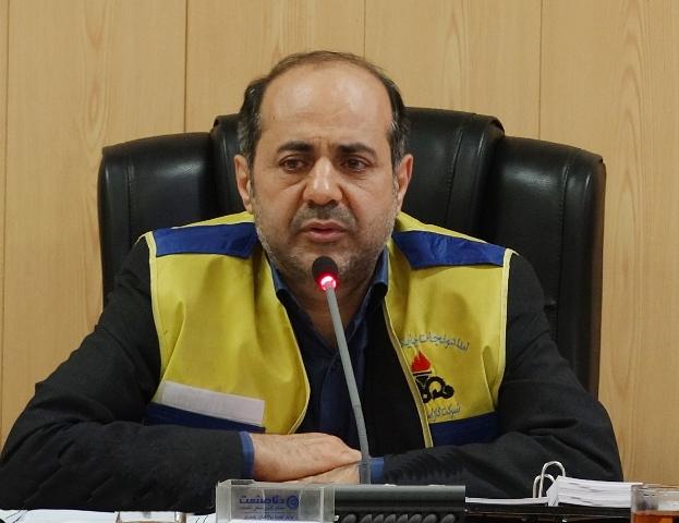مدیر عامل شرکت گاز استان گلستان خبر داد: افتتاح و کلنگ زنی 226 طرح در ایام الله دهه فجر امسال